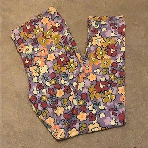 Lularoe TC Disney leggings